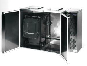 Охлаждаемый бокс для пищевых отходов Ascobloc