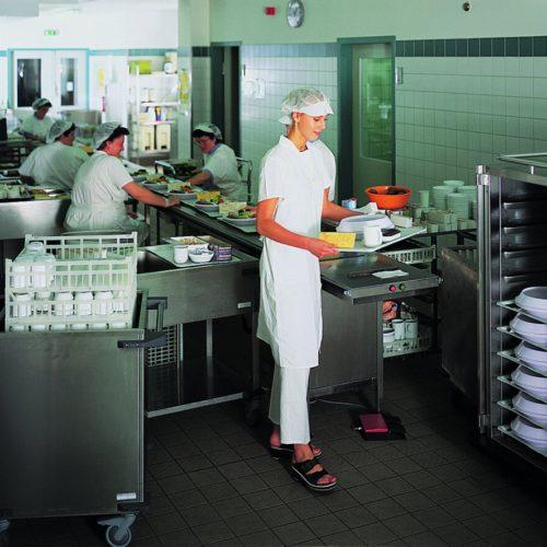 Тележки для транспортировки пищи Ascobloc