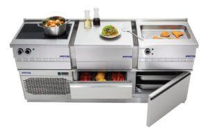 Кухонный блок Ascobloc Ascoline 500